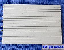 Faller AMS 4520 4x CORSIA SINGOLA dritti 20 cm, SPEDIZIONI nazionali