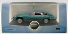 Oxford Diecast 1/43 Scale JAGV12001 - Jaguar V12 - Light Blue