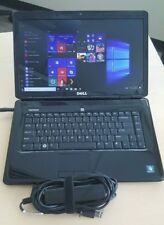 Dell Inspiron 1545 Core 2 Duo T6600 2.20Ghz 4GB RAM 160GB HDD WIFI WEBCAM WIN 10