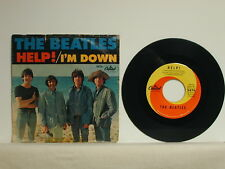 """The Beatles - Help/ I'm Down, Capitol 5476, 1965 7"""" 45 rpm"""