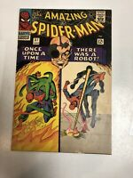 Amazing Spider-Man (1966) # 37 (VG) | 1st Appearance Norman Osborn