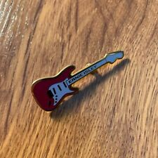 Ernie Isley Guitar Latch Pin Badge Elektra Entertainment