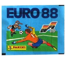 PANINI EURO 88 PACKET FROM BOX GERMANY 1988 STICKER BUSTINE TUTE UEFA FOOTBALL
