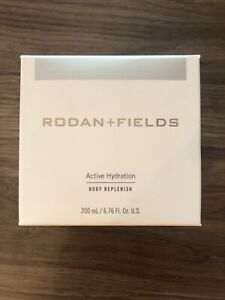 Brand New Rodan + and Fields Active Hydration Body Replenish 200ml / 6.76oz!!