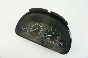 1128L BMW 528I Speedometer Instrument Cluster 8375669