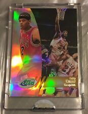 2002-03 eTopps Encased #26 Eddy Curry #/1500 Chicago Bulls - FREE SHIPPING 🏀