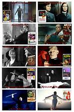 Hammer - Horror Film Poster Postcard Set # 3