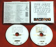 JACK WHITE Best Of 2000 2 CD Set w NEU Laura Branigan ROLAND KAISER Engelbert
