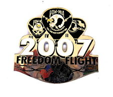 BALLON Pin / Pins - POW MIA / FREEDOM FLIGHT 2007 [2210C]