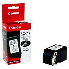 Canon BC-23 Black Ink cartridge Printer For BJC-5000