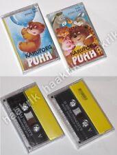 Milne, WINNIE THE POOH - 2 audio-book cassettes ESTONIA