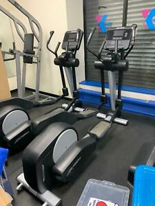 Life Fitness Integrity X Elliptical - Cleaned & Serviced