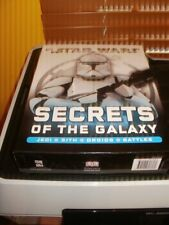 Star Wars Secrets of the Galaxy 4 book Box-Set - awesome books!  CM2