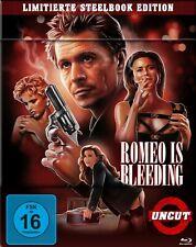 Romeo is Bleeding (Steelbook)  [Blu-Ray]  Neuware