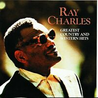 Ray Charles - Greatest Country and Western Hits - CD - 1989