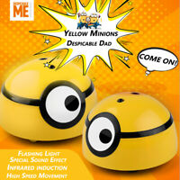 Intelligent Escaping Toy Runaway Yellow Minion Child Rampage Induction Robot Hot