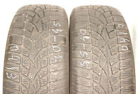 2x Dunlop SP Winter Sport 3D 235/65 R17 108H M+S Winterreifen 4,0mm