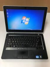 "Dell Latitude E6330 13.3"" Laptop Intel i7-3540M @3.0Ghz 8GB MEM 128GB SSD Win 7"