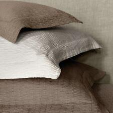 "Sferra Celio 4230 Standard Pillow Sham Natural Made in Italy 21""x 26"" Nip"