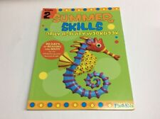 Summer Skills Daily Activities ~ READING, MATH ~ Answer Key ~ Going into GRADE 2