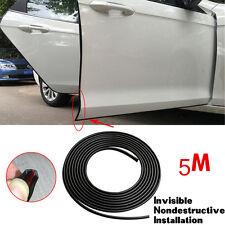 Auto Türschutzleisten undeutlich Gummileiste KFZ Schutzleisten 5m schwarz LKW