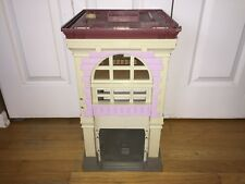 Vintage Kenner Toys The Real Ghostbusters Firehouse Headquarters 1987 Playset