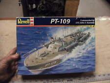 Revell - PT-109 model - 1/72 -  LTJG John F Kennedy - Kit #85-0310, 1999