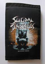 Suicidal Tendencies, Geldbörse, Wallet, Vintage 1990, rar, rare, Geldbeutel
