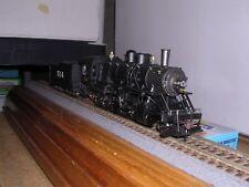 BACHMANN/Spectrum #81706  Seaboard 2-10-0 Decapod Steam Loco #504 H.O.Scale 1/87