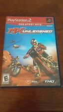 MX Unleashed (Sony PlayStation 2, 2004) VERY GOOD COMPLETE! MAIL TOMORROW!