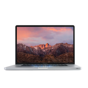 Apple MacBook Pro 15 inch Laptop / Quad Core i7 / 16GB RAM 1TB SSD / MacOS