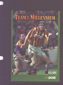 2000 Hurling TEAM of MILLENNIUM Kilkenny cats combined postage HB81