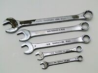 """5 Piece Thorsen USA 3/8"""" to 13/16"""" Assorted Combination Wrench Set"""
