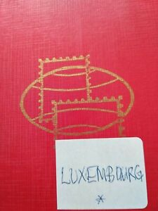 Luxembourg stamps Collection