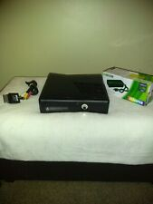 Xbox 360 console with new power supply