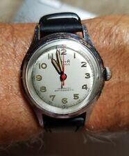mens vintage ww2 watch serviced. original.