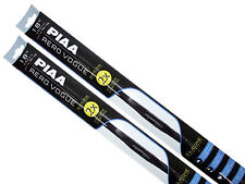 "Piaa Aero Vogue Windshield Wiper w/ Silicone Blades (18""/18"" Set) Made in Japan"