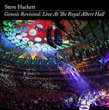 STEVE HACKETT: Genesis Revisited--Live at the Royal Albert Hall 2cds 1 dvd!