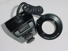 Olympus T Power Control 1 with T 10 Ring Flash 1 For Macro Photography