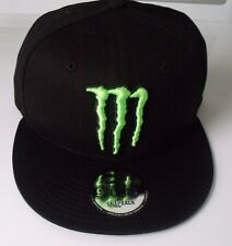 Monster Energy New Era 9Fifty Athlete Snapback Hat Cap **NEW**