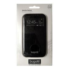 Bugatti UltraThin FlipCase Geneva 08430 für Samsung I9505 Galaxy S4, schwarz