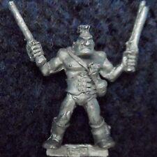 1987 Caos THUG 0211 12 CITTADELLA WARHAMMER Esercito Marauder FIGHTER orde di Realm