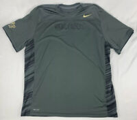 Nike Dri-Fit Wake Forest Demon Deacons Short Sleeve Technical Shirt Men's XXL