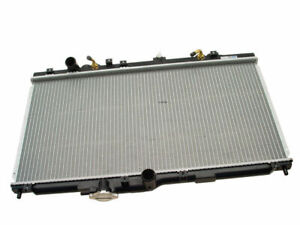 Radiator For 1997-2001 Honda Prelude 1998 2000 1999 W676VZ Aluminum Core