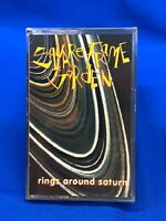 Square Frame Garden - Rings Around Saturn Cassette Tape Single Houston Texas NEW