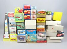 Originalkartons Blechspielzeug Schuco u.a. (K 87670)