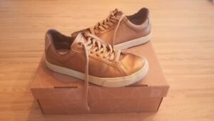 Sneakers Leather VEJA Woman Size 38