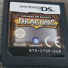 Combat of Giants: Dragons (Nintendo DS, 2009) - game cartridge ONLY