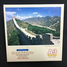 TOMAX 1000 pieces Jigsaw puzzles The Great Wall of China Birthday gift