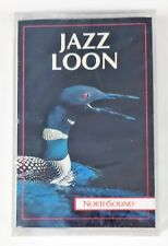 NorthSound Jazz Loon - Haunting Calls of the Loon with Music Cassette Tape - New